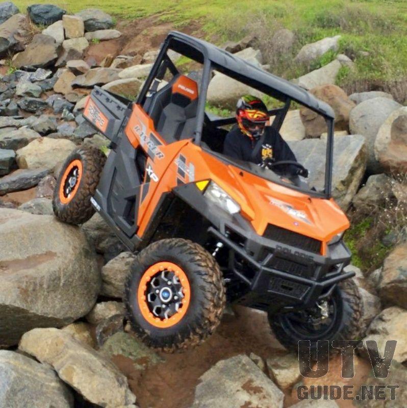 Polaris Ranger Xp 900 Rock Crawling Review Utv Guide