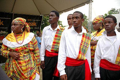 Caribbean Fashion: Caribbean Traditional Dress - Bing Images