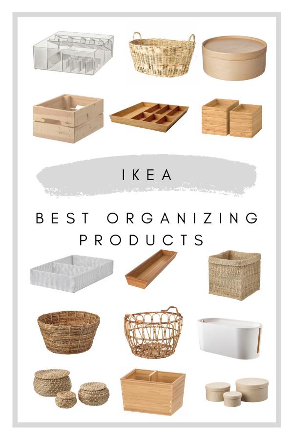 IKEA Smart Organizing Products