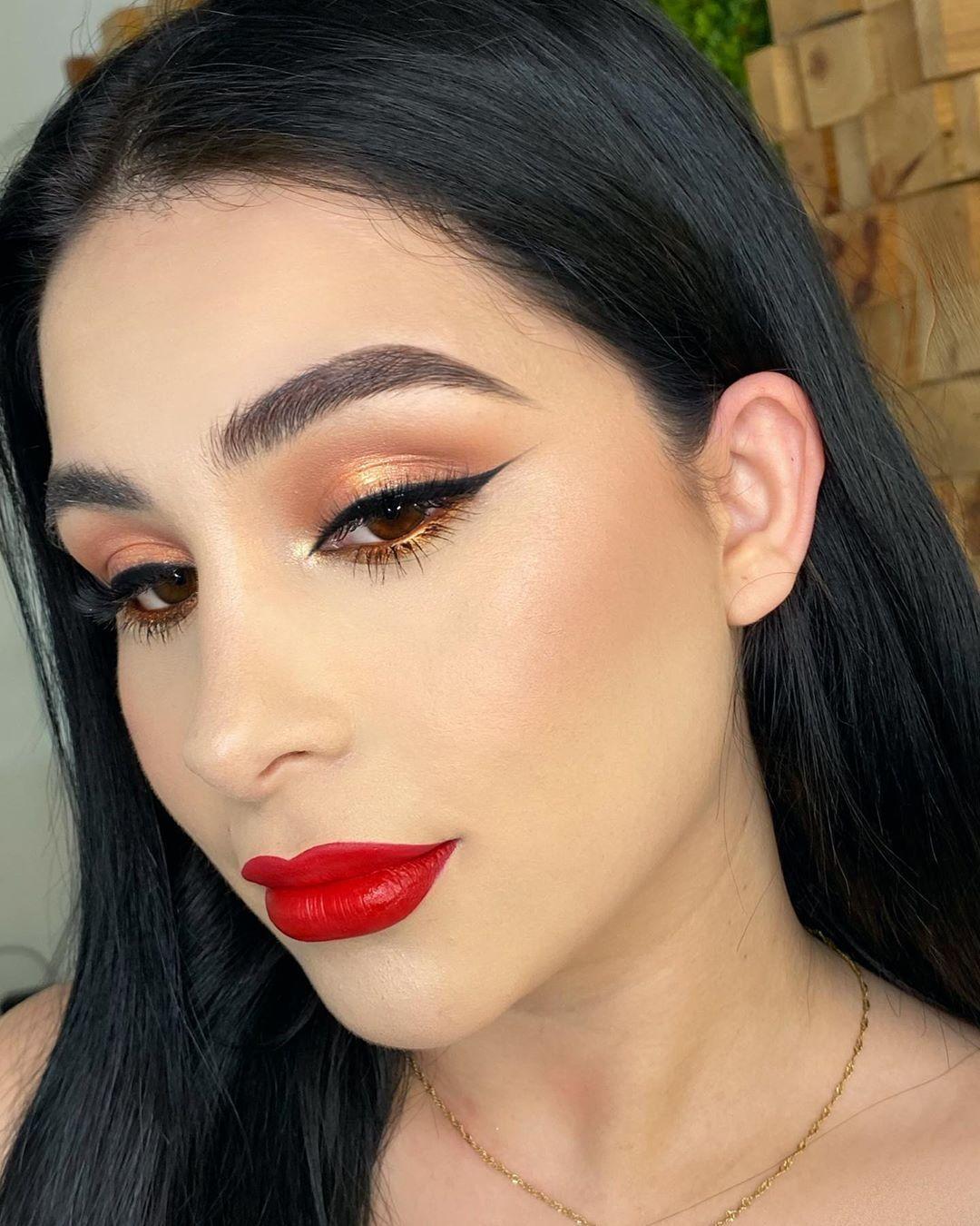 Fantástico   Foto  maquillaje naturales marron  Consejos,Maquillaje profesional Maquillaje de…