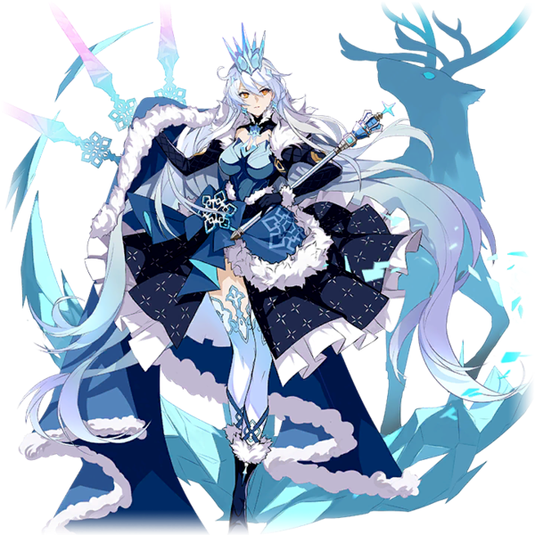 Void Queen Snowy Fest Official Honkai Impact 3 Wiki