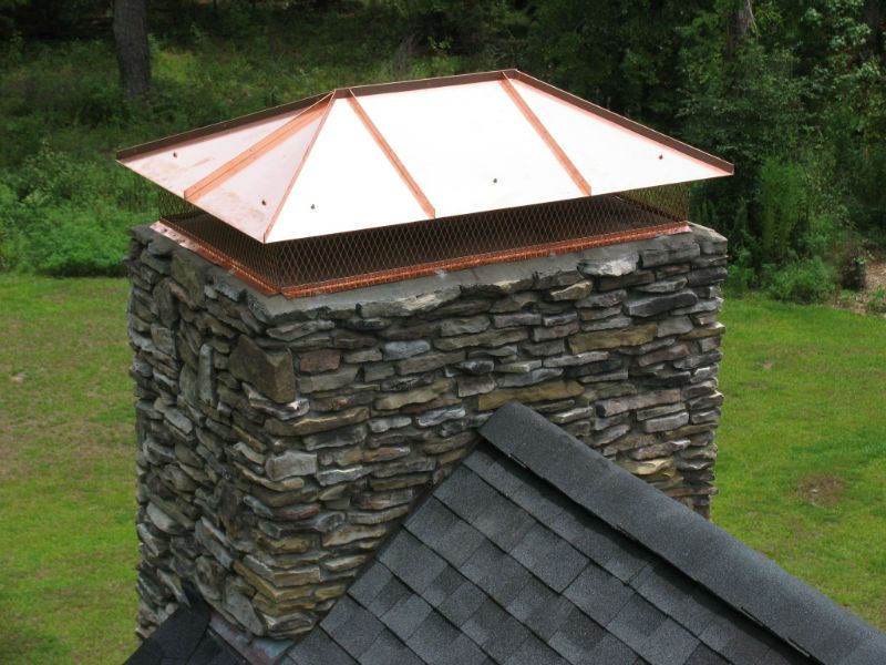 A high-quality properly-fitted chimney cap greatly extends the ...