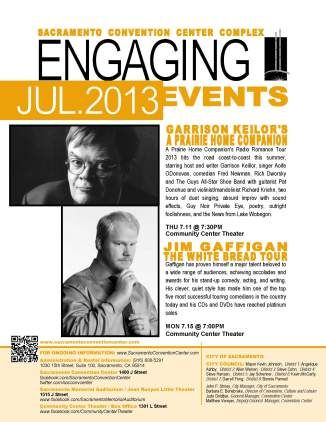 July Engaging Events Newsletter