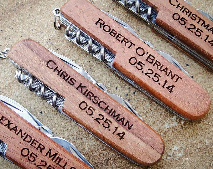 personalized knife custom knife engraved knife wedding favor