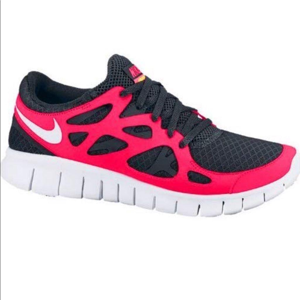 Nike Shoes | Nike Free Run 2 Sneakers | Color: BlackPink
