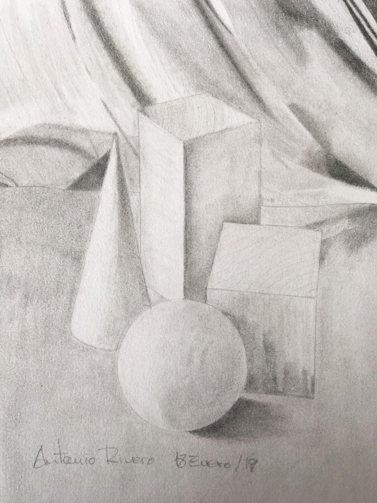 1 Valoracion Tonal De Figuras Geometricas Abstract Artwork Abstract Artwork