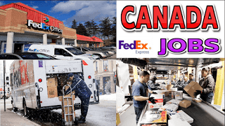Fedex Jobs Delectable About Fedex Job In Canada Most People Know Fedex As A Reliable .