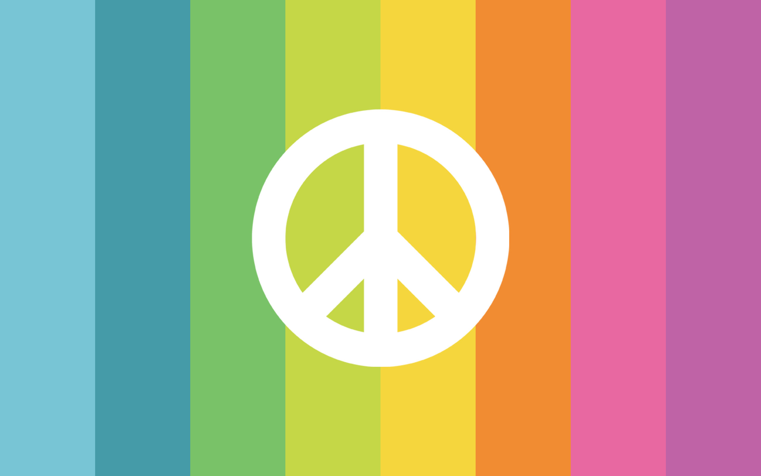 colorful peace wallpapers picture | peace | pinterest | peace