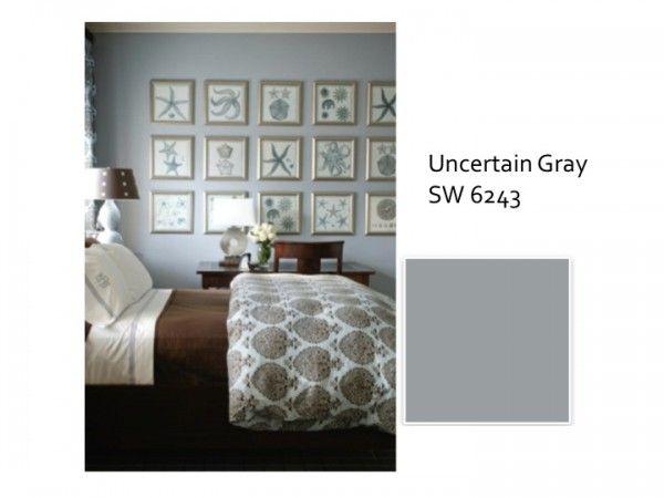 Uncertain gray sherwin williams wall paint colors Sherwin williams uncertain gray