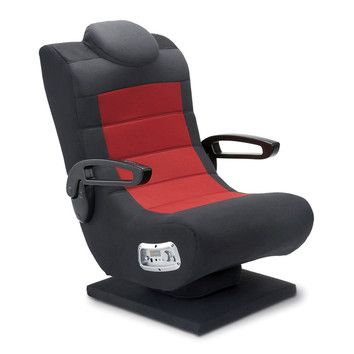 X Rocker X Cooper Audio Gaming Chair Game Room Chairs Gaming