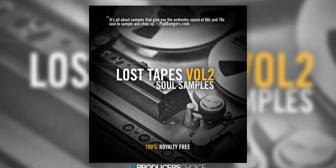 Lost Tapes Vol 2: Soul Samples Pack by The Producers Choice | Music