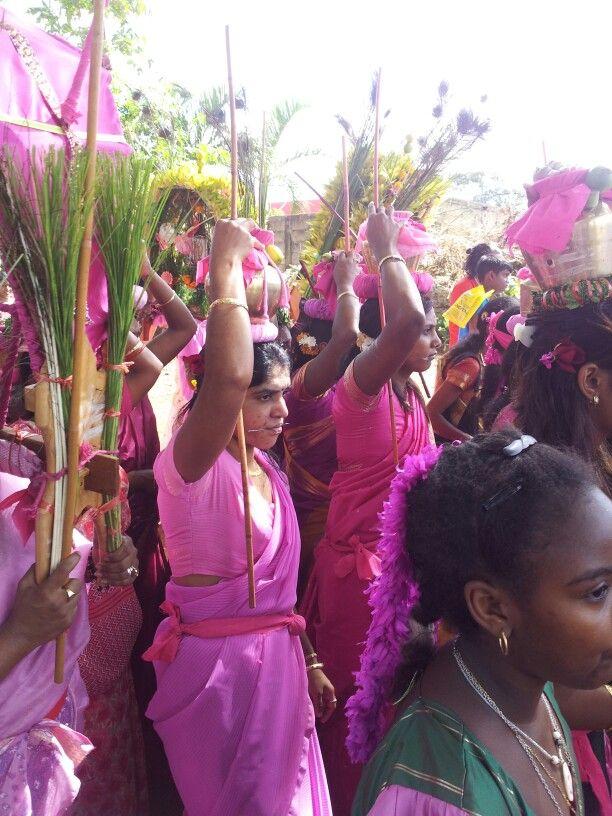 Cavadee celebrations