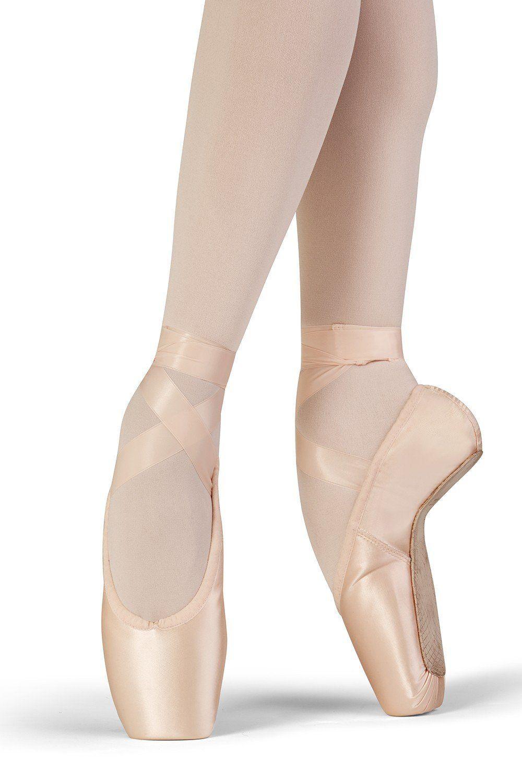 Girls Professional Ballet Pointe Shoes Dance Flats Ballerina Slippers Dancewear
