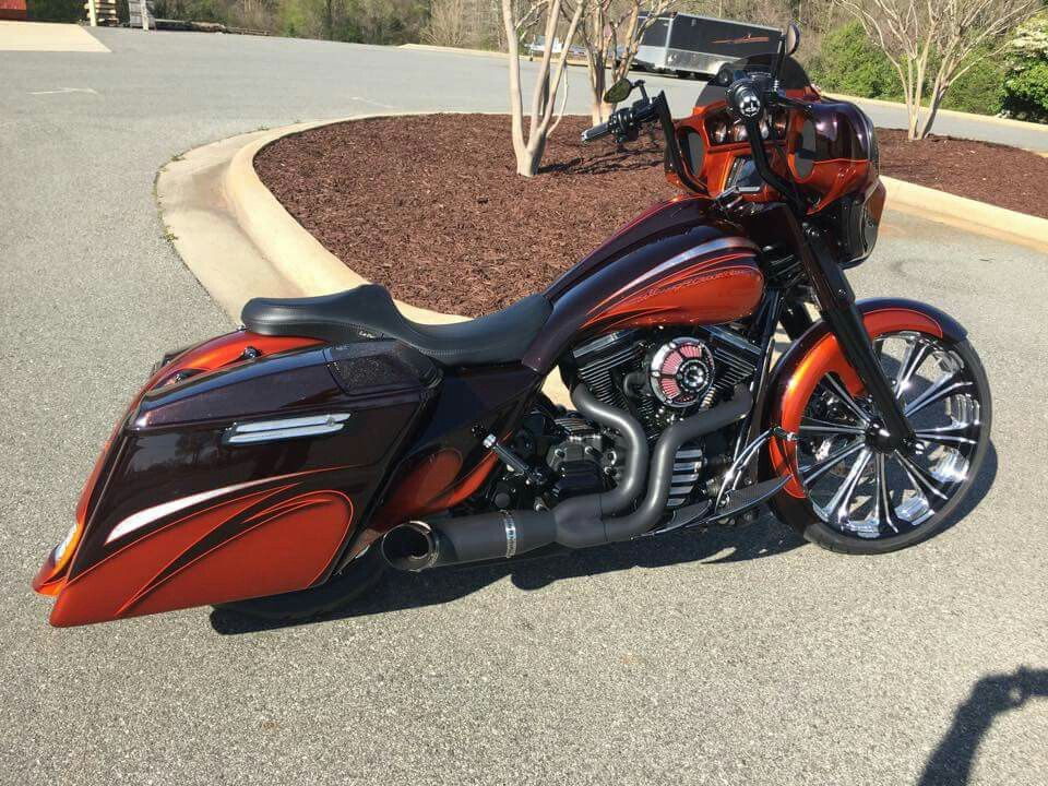 Pin by Lacy on Baggers Harley davidson, Harley davidson