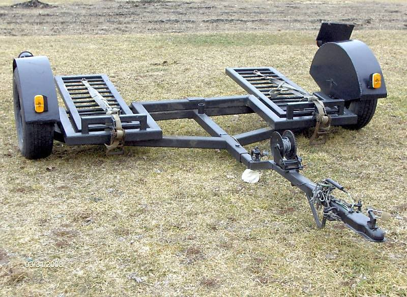 Car dolly blueprints dolly trailers pinterest cars tow car dolly blueprints dolly trailers pinterest cars tow truck and truck bed malvernweather Images