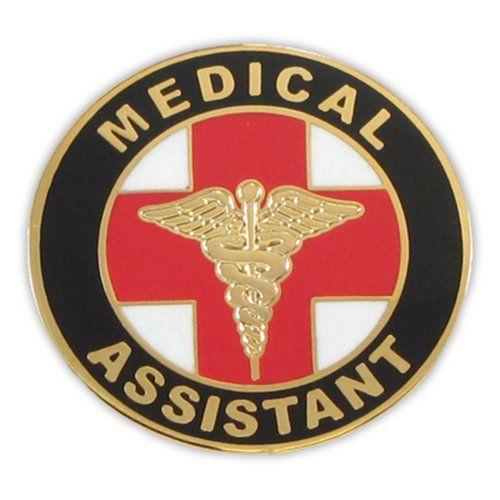Medical Assistant MA Lapel Pin