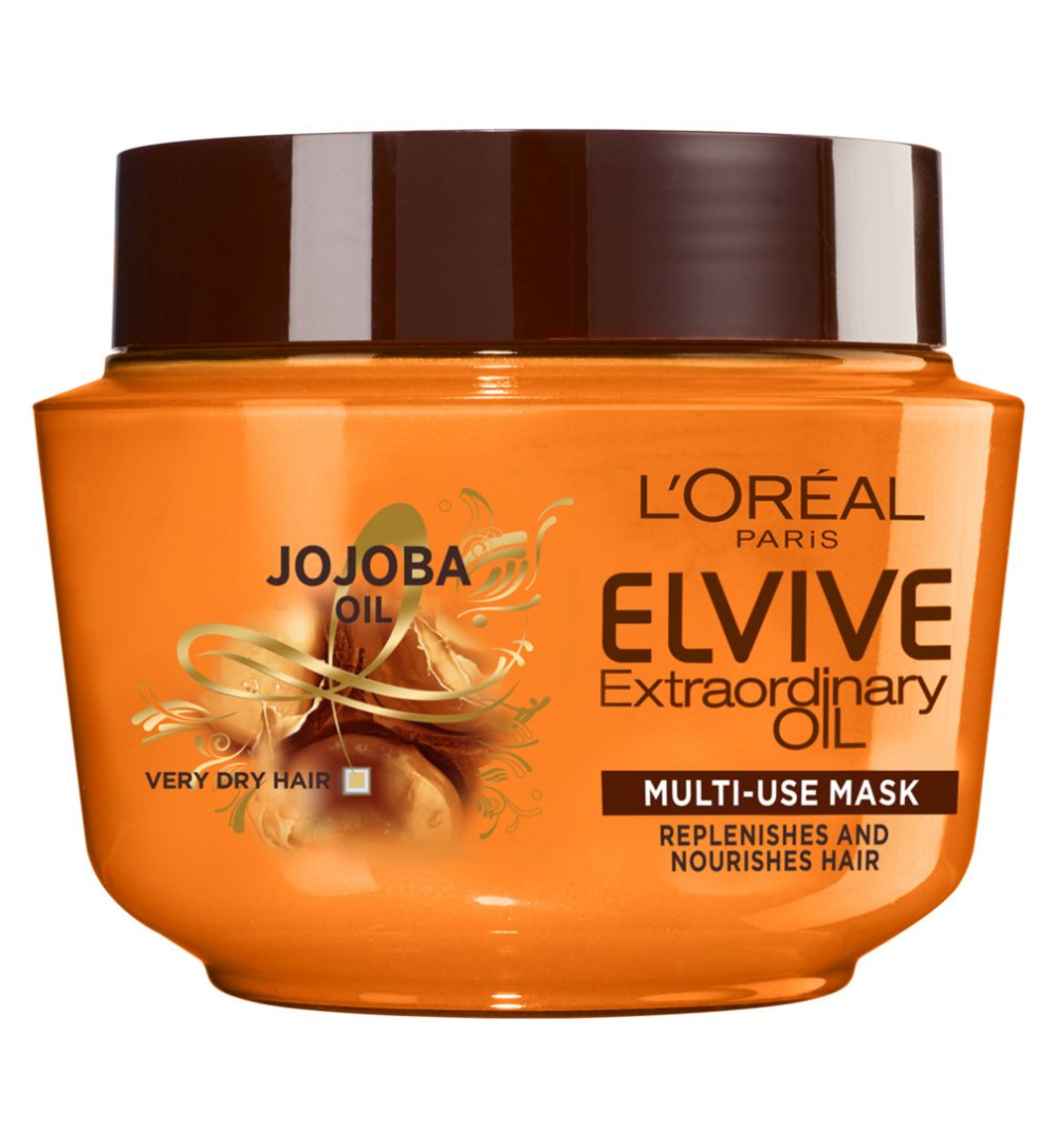 L'Oreal Elvive Extraordinary Oil Very Dry Hair Mask 300ml