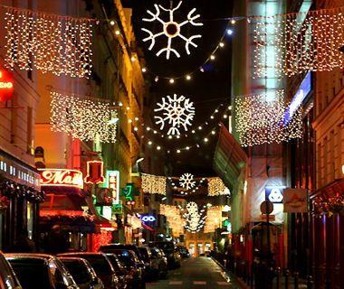 Illuminations de Noël   Paris | Favorite Places & Spaces