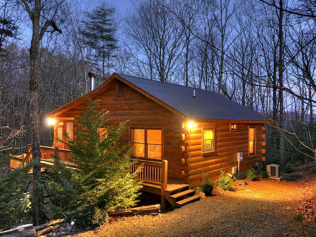 House vacation rental in Blue Ridge, GA, USA from