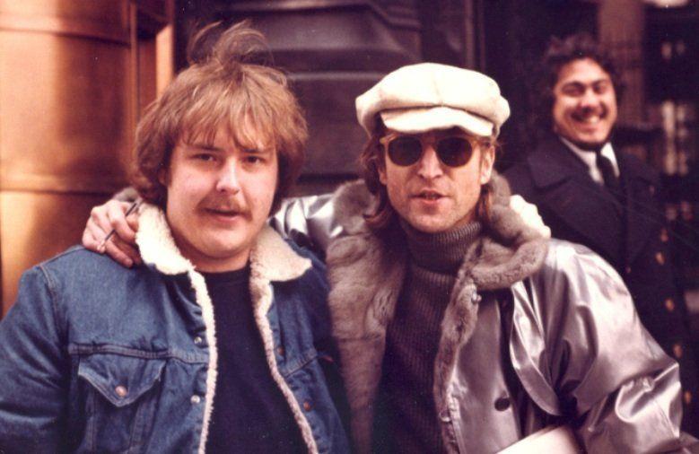 Az utolsó fotók egyike John Lennon-ról