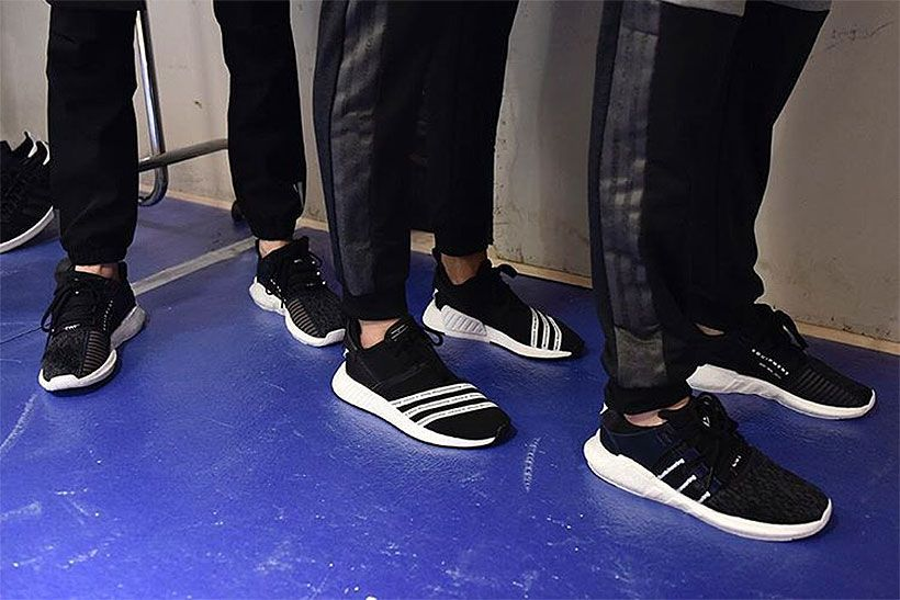 945c29d02 A First Look at the White Mountaineering x adidas Originals NMD R2 and NMD  Trail