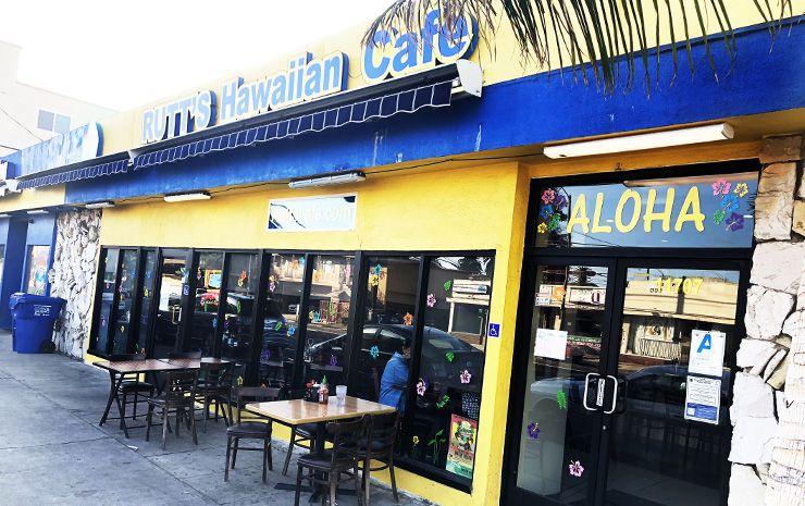 Rutt S Hawaiian Cafe Official Los Angeles Hawaiian Catering In 2020 Hawaiian Restaurant Hawaiian Food Cafe