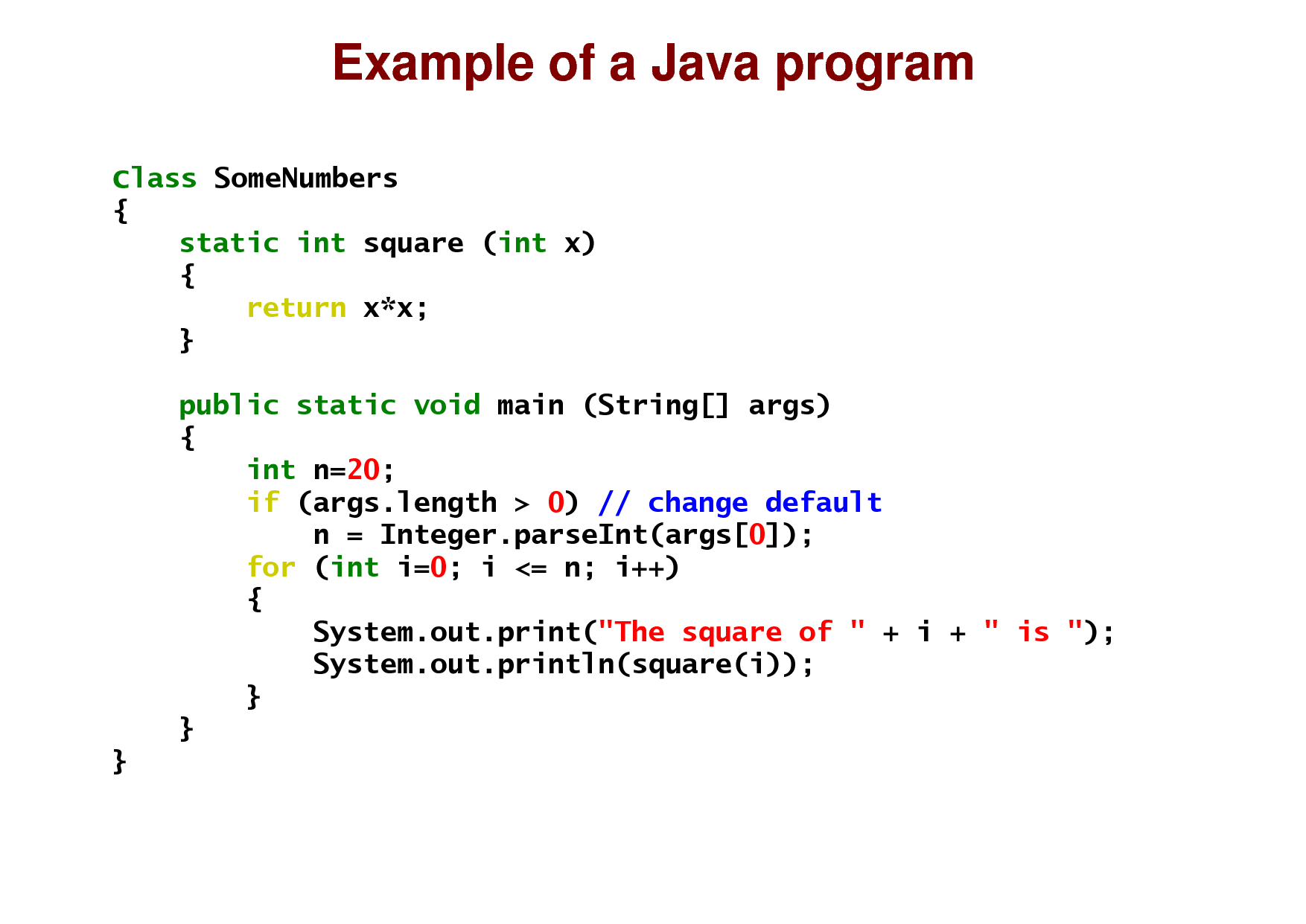 About Java programs, | JavaTutorial | Pinterest | Java