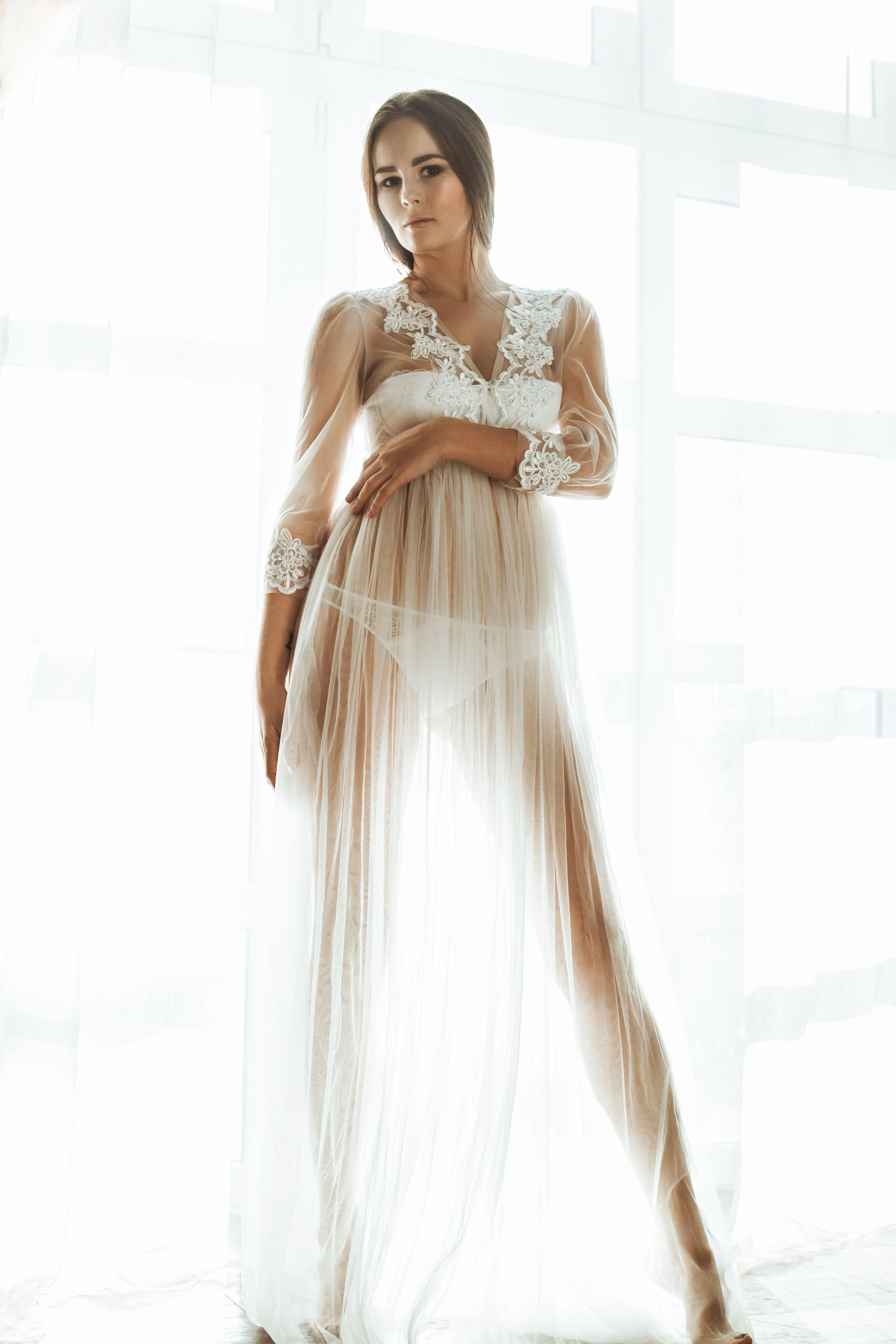 7d4e60a68266734 Будуарное платье