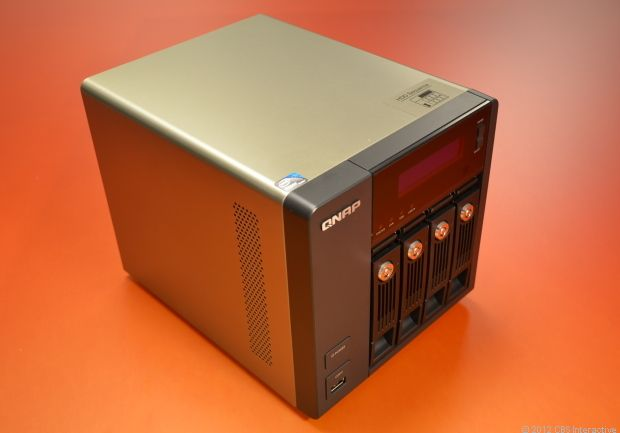 The QNAP TS-469 Pro NAS server offers great performance, a practical design, and a vast number of features $798.59. http://cnet.co/LLxmh8