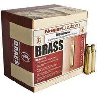 Nosler Custom 223 Remington Brass (Box of 100) | Rifle