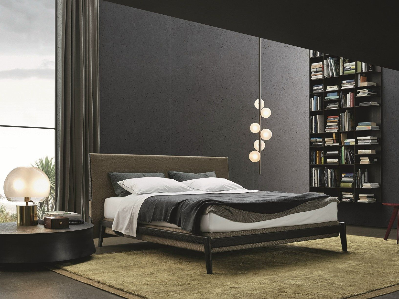 3 window bedroom ideas  poliform at isaloni with jeanmarie massaud ipanema simple