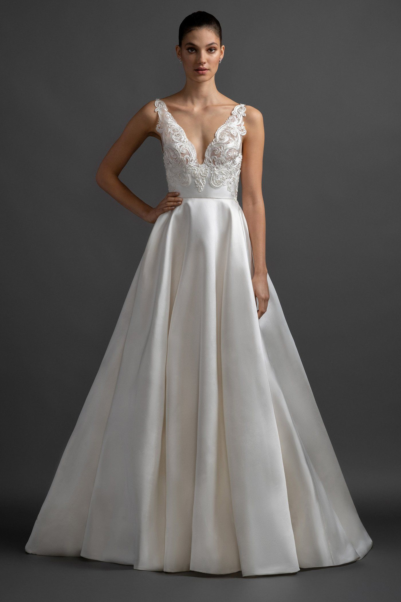 Rafaela Coming Soon, Gown, Lazaro Eternal Bridal (With