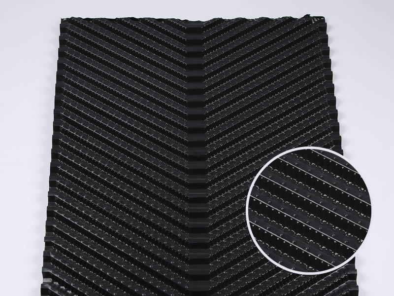 Pp Cooling Tower Fills Heat Resistant For Water Cooling