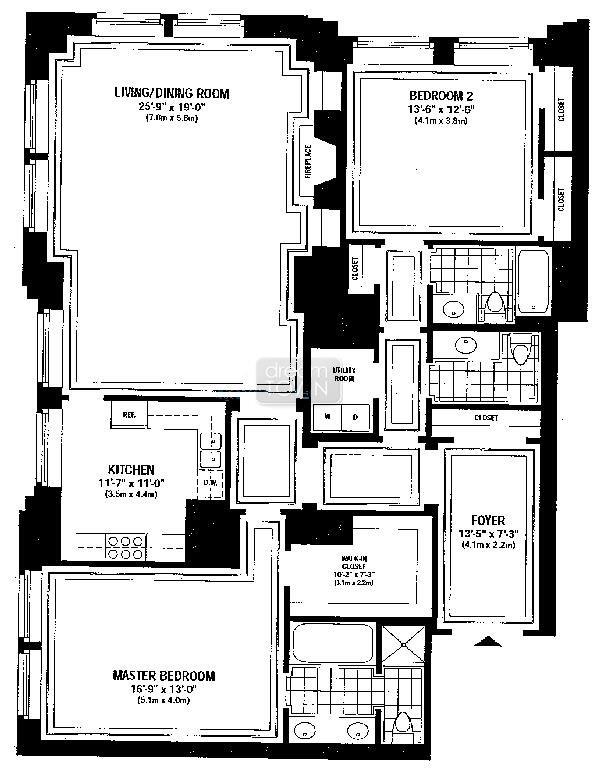 159 e walton floor plans - Google Search | House Plans | Pinterest ...
