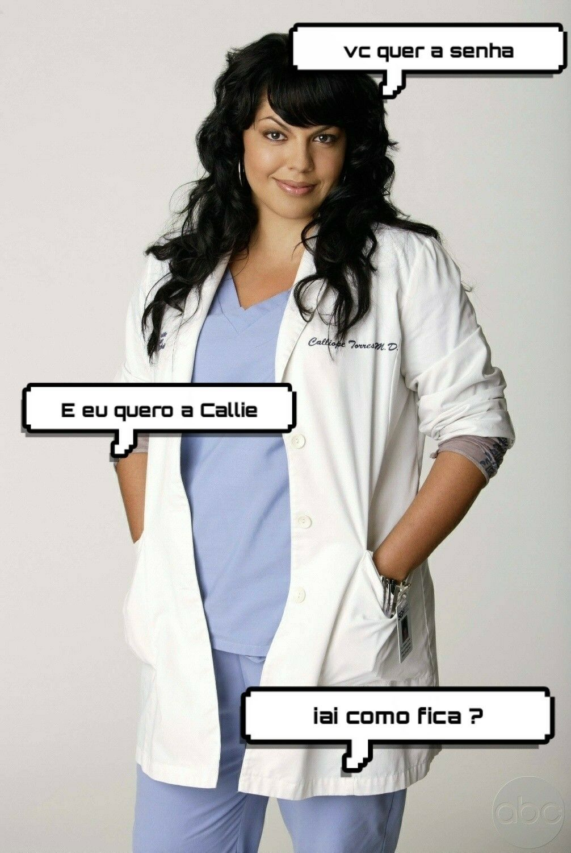 Wallpaper para celular Callie Torres Grey\'s Anatomy | Callie | Pinterest