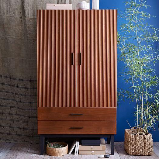 Reede Armoire Wardrobe Furniture Crockery Cabinet Design Wood