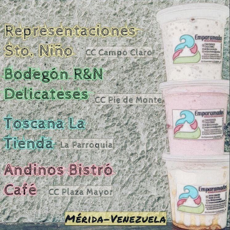 Preguntas frecuentes: Dónde me abastezco de helados Emparamados? Aquí #puntosemparamados #heladosemparamados