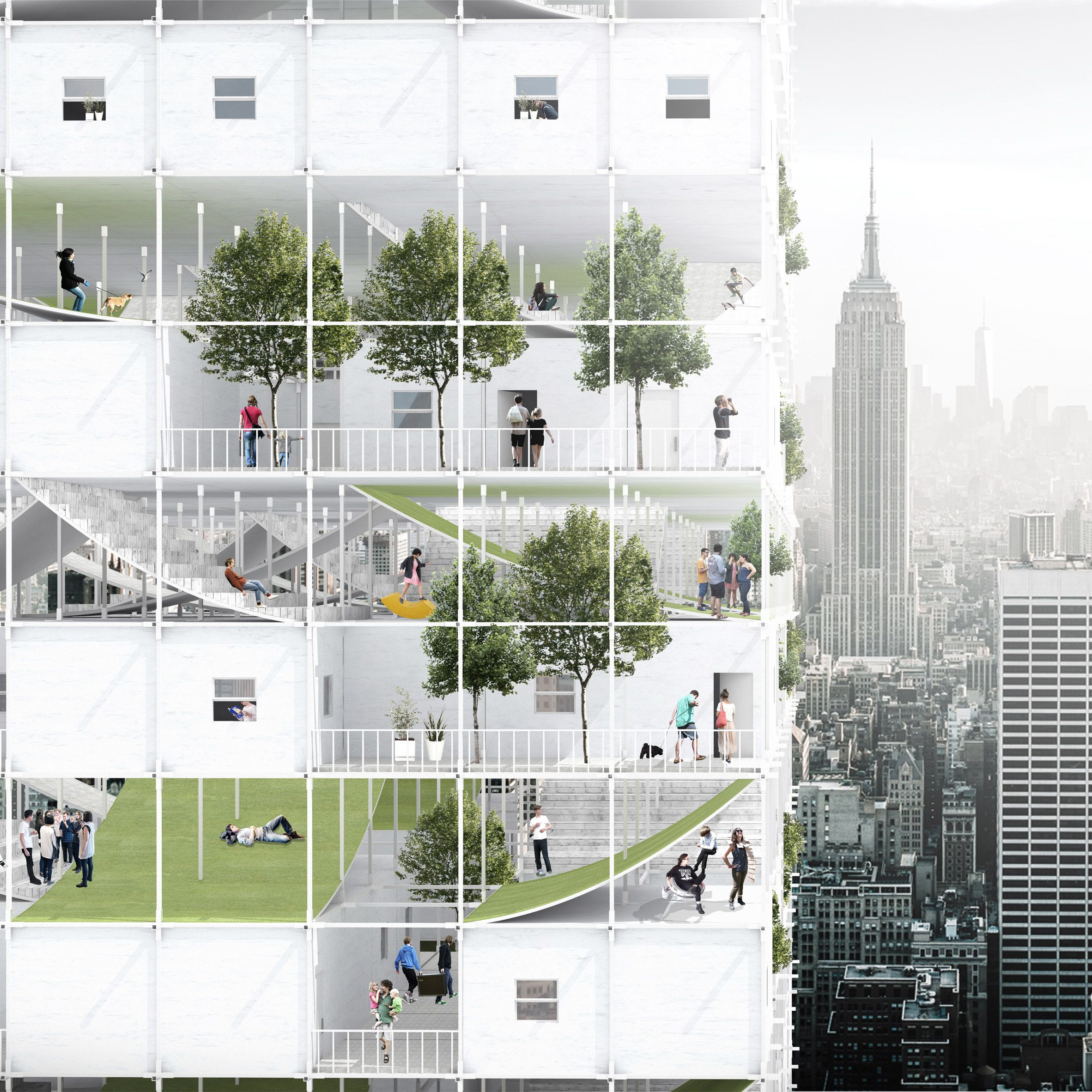 """Modular Affordable Housing Envisioned For """"abandoned"""" New"""