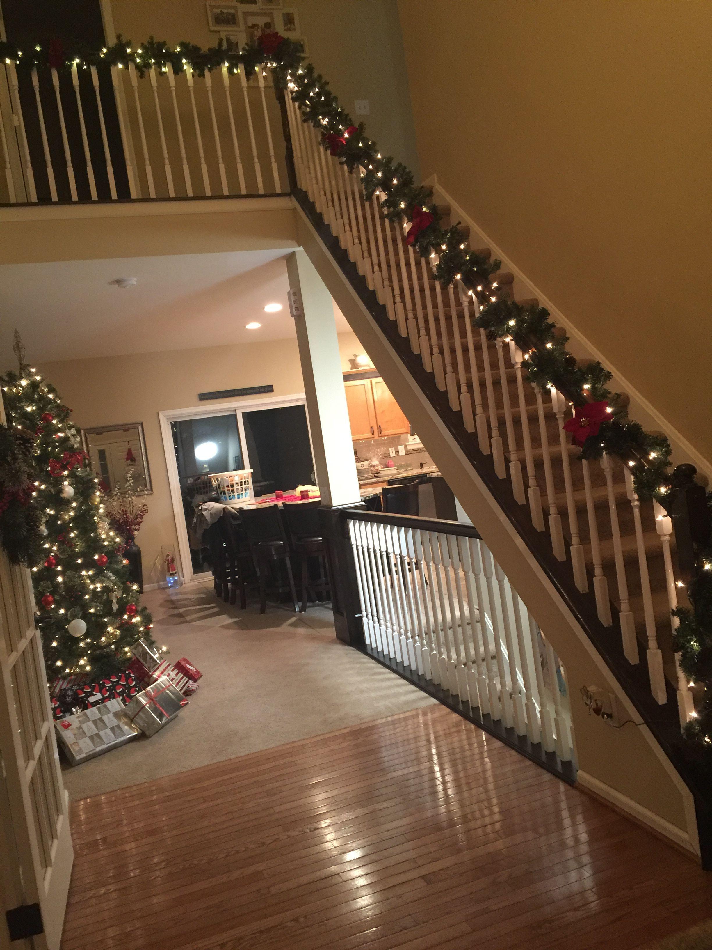 Open basement stairs Basementstairspainted   Basement ...