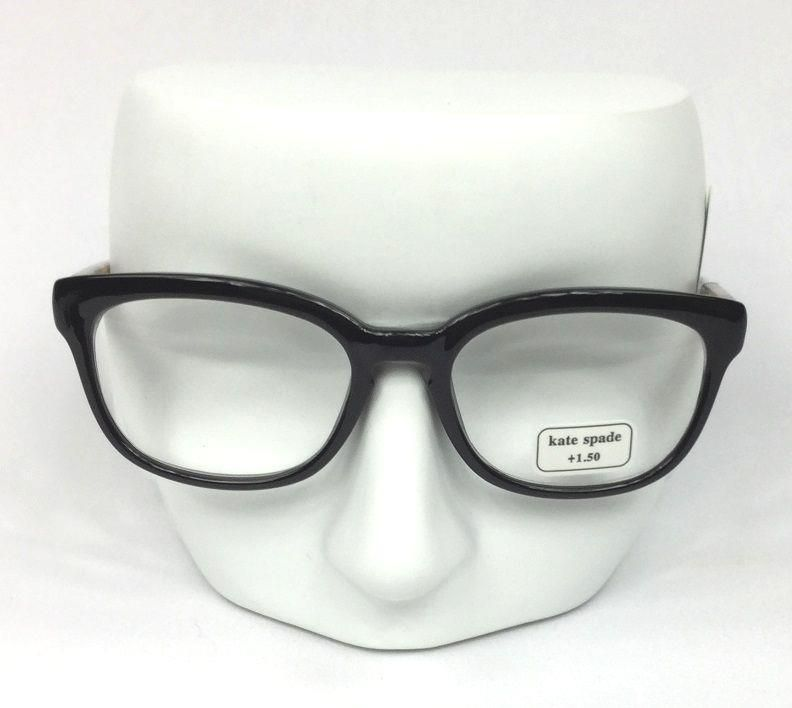 fe4dd69caab3 Kate Spade B42000 Tabby Tortoise Silver Reading Glasses +1.50 +2.00 +2.50 &  Case #katespadenewyork