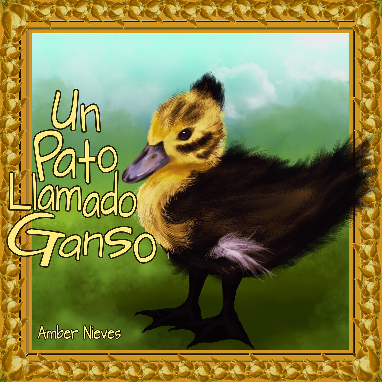 Spanish Version Un Pato Llamado Ganso Perfect For Your