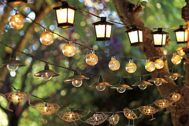 Iluminar el jard n landscape decks gardens for Iluminar arboles jardin