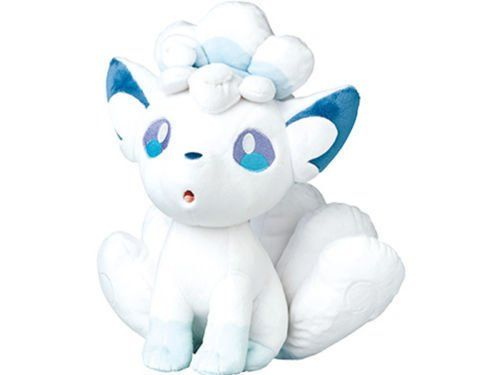 New arrival 2016 Alola Vulpix stuffed Plush doll 8 Stuffe... https ...
