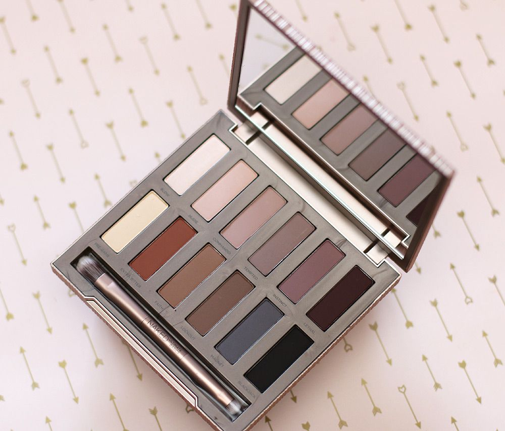 urban decay naked ultimate basics | Urban Decay | Pinterest ...