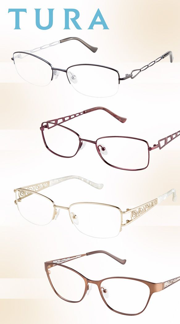 Delve into Luxury with Tura Frames | Get Spexy by Eyecessorize ...