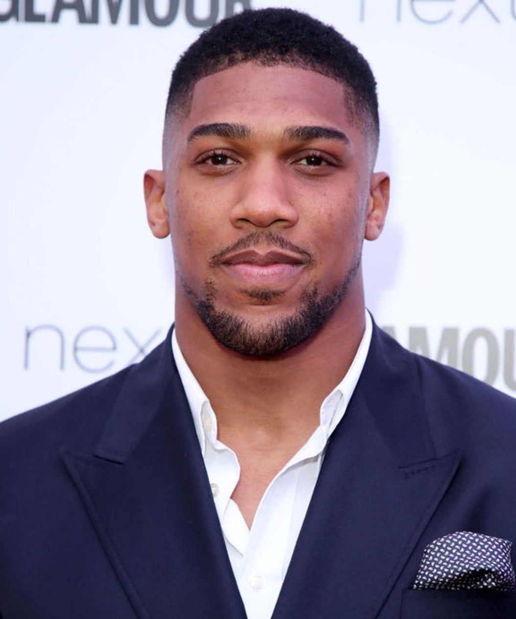 Anthony Joshua Antony Joshua Anthony Joshua Gq Men