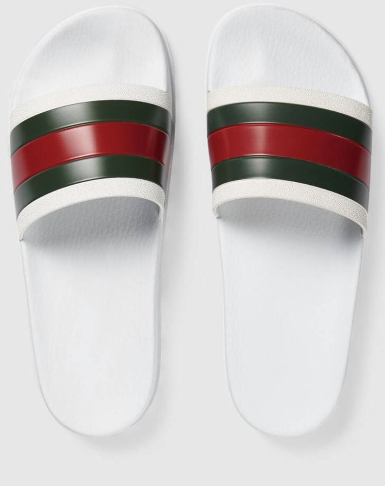 265f7d9514ff90 Mens Gucci Slides White Size 11  fashion  clothing  shoes  accessories   mensshoes  sandals (ebay link)