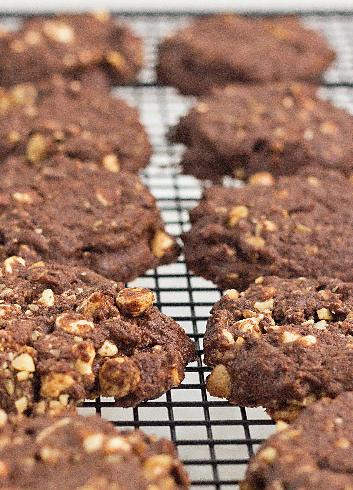 Triple Chocolate Cookies from ItsYummi.com - #GotMilk? #recipe