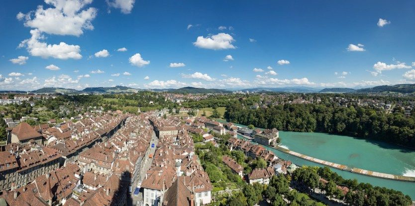 Altsadt Bern - by Christian - arianta:Flickr