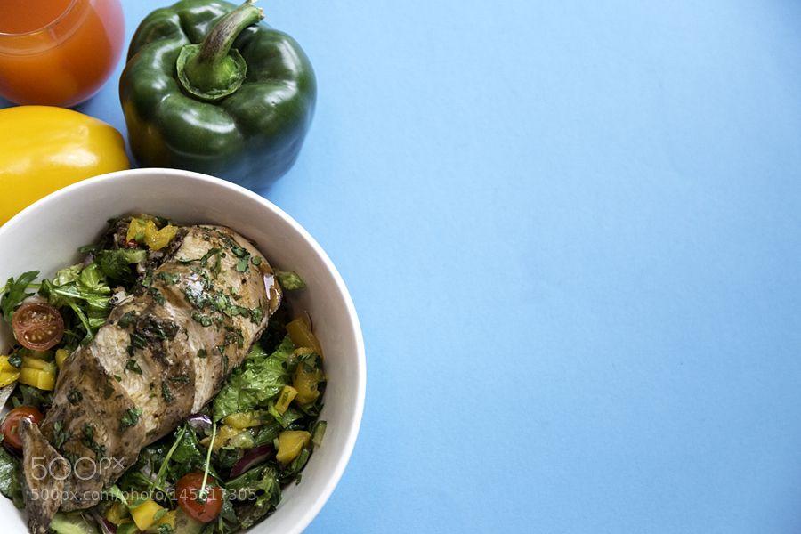 Pic: Chicken Salad